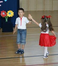 Festiwal tańca przedszkolnego